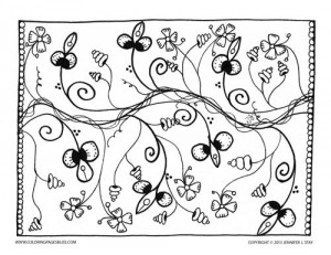 Free Coloring Page (013-FN-S002)