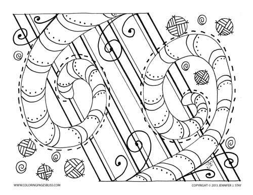 Free Coloring Page Image