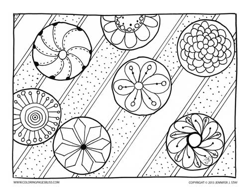 Free Coloring Page 013-FW-S003