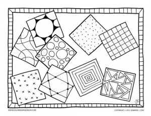 Download a Simple Coloring Picture