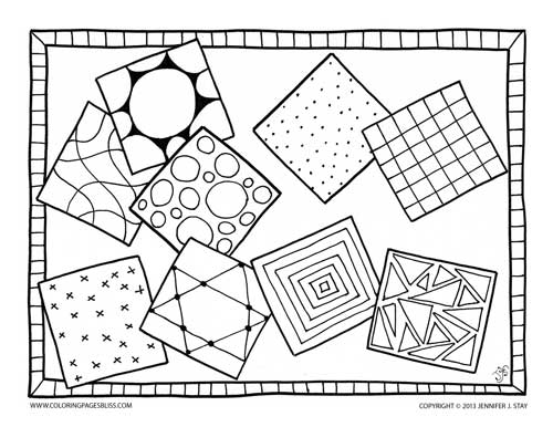 Online coloring pictures coloring pages bliss for Coloring pages bliss