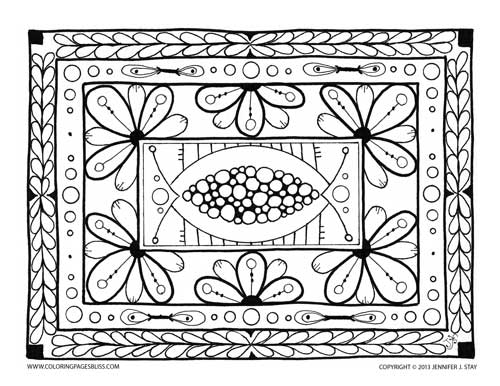 Premium coloring page 013 pw d001 for Coloring pages bliss