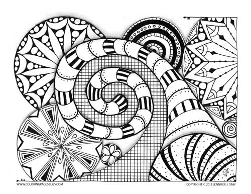 Free coloring pages of bliss for Coloring pages bliss