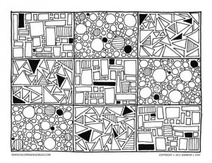 Premium Coloring Page (013-PW-S004)