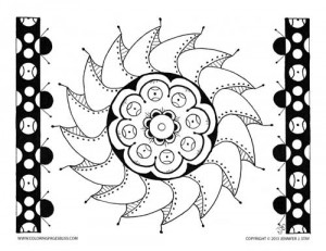 Premium Coloring Page (013-PW-S005)