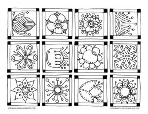 Premium Coloring Page (013-PW-S006)