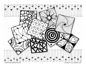 Premium Coloring Page (013-PW-S007)