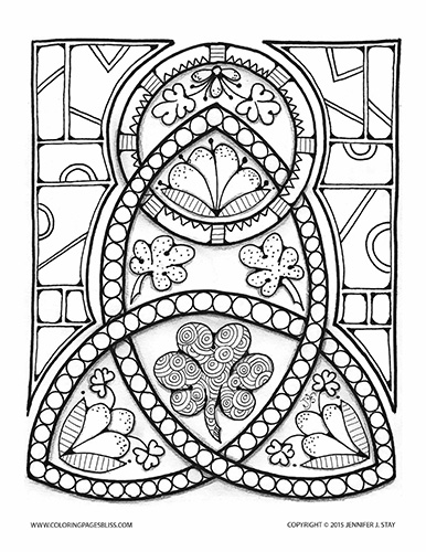 Premium coloring page 015 ph d003 for Coloring pages bliss