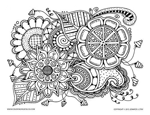 015 pw d006 for Coloring pages bliss