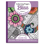 Coloring Book: A Taste of Bliss