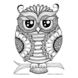 Premium Coloring Pages BlissTM Membership