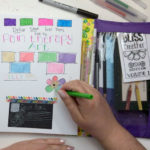 Using Color Swatches for Pain Therapy
