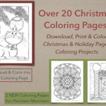 Christmas Coloring Pages to Download