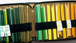 Global Art Pencil Storage Case for Prismacolor Premier Colored Pencils
