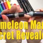 Chameleon Markers Secret Revealed