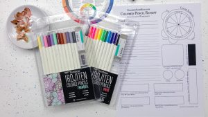 Tombow Irojiten Colored Pencil Review