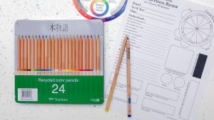 Tombow Recycled Colored Pencil Review