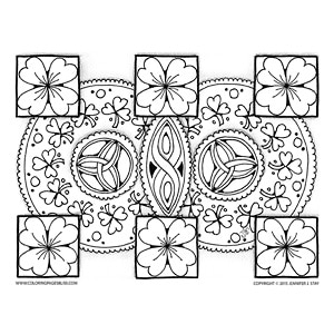 Autumn Mandala With Autumn Leaves On White Background. Coloring ... | 300x300