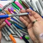 Sharpie Coloring Secrets