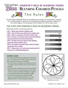 Blending 3rds Worksheet Page 2