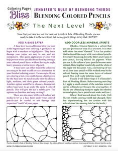 Blending 3rds Worksheet Page 3