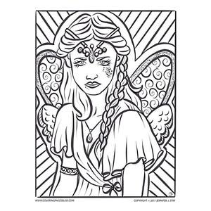 Fierce Fairy Angel