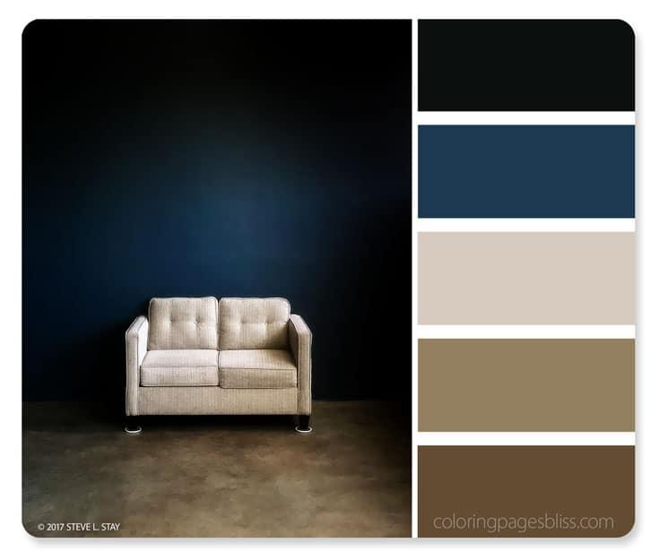 Love Seat Color Palette