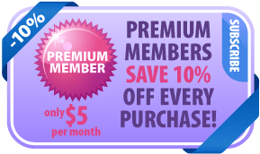 Premium Members Save 10%