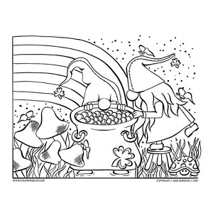 Premium Member Coloring Pages