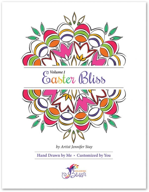 Easter Bliss Volume 1 Cover
