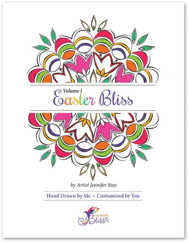 Easter Bliss Volume 1 Cover