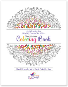 Build a Custom Coloring Book