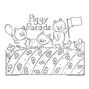 Pigs on Parade