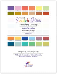 Swatch Bliss - Volume 1 - 60 Pages Cover