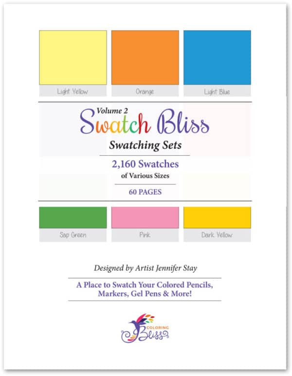 Swatch Bliss - Volume 2 - 60 Pages Cover