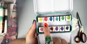 Jane Davenport Watercolors Giveaway