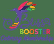 Bliss Booster Coloring Membership