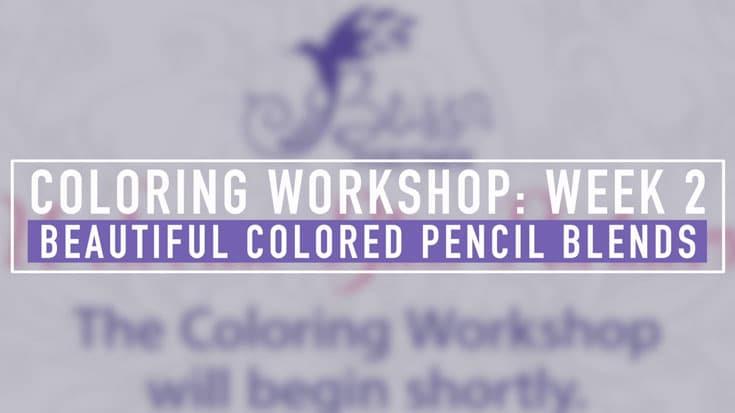 Coloring Workshop Week 2