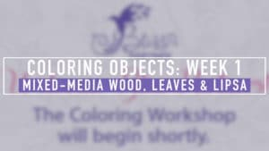 March 2019 Workshop - Week 1