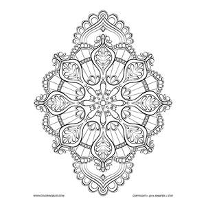 Mandala Bliss Volume 2 #4