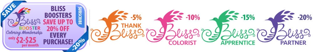 Become a Bliss Booster and Save Up to 20% Off!
