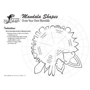 Mandala Drawing Tools