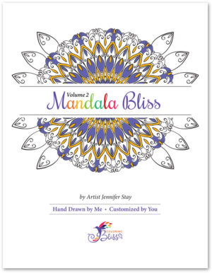 Mandala Bliss - Volume 2