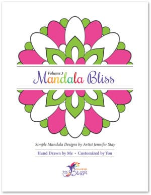 Mandala Bliss Volume 3