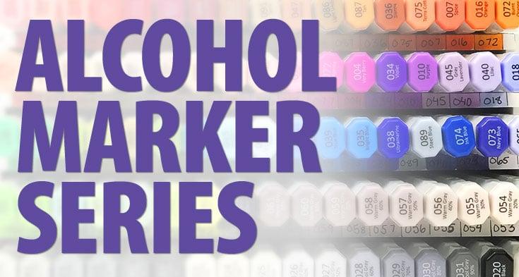 Alcohol Marker Workshop Series