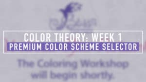 Color Theory Week 1