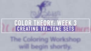 Color Theory Week 3 TriTone Sets