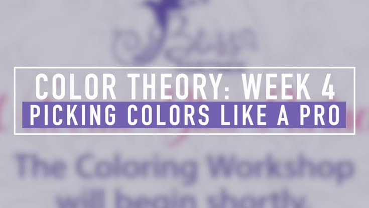Color Theory Week 4