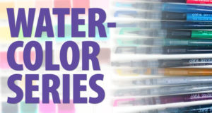 Watercolor Workshop Series