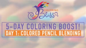 Join My Free 5-Day Coloring Boost!